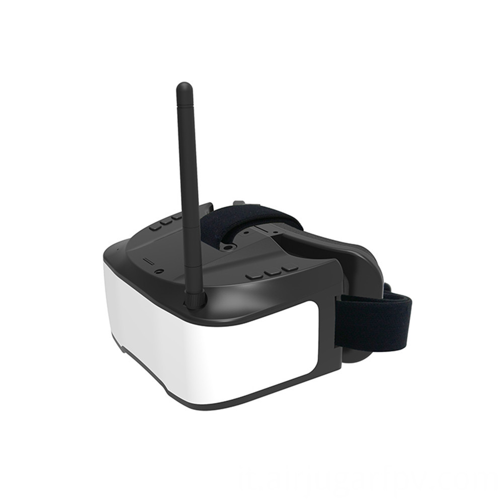 40CH 5.8G Diversity FPV Goggles with DVR